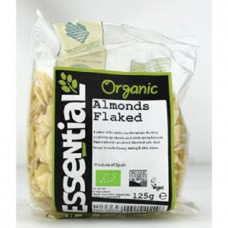 ALMONDS FLAKED (Essential) 125g