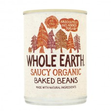 BAKED BEANS (Whole Earth) 420g
