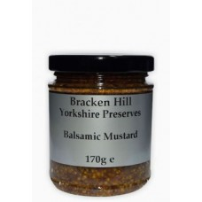 BALSAMIC MUSTARD (Bracken Hill) 170g