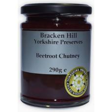 BEETROOT CHUTNEY (Bracken Hill) 290g