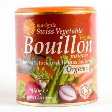 BOUILLON POWDER - VEGAN (Marigold) 150g