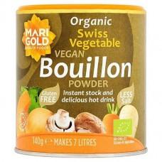 BOUILLON POWDER - REDUCED SALT (Marigold) 140g
