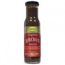 BROWN SAUCE (Granovita Organic) 275g