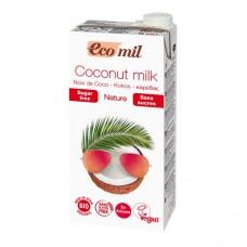 COCONUT MILK - SUGAR FREE (Eco-Mil) 500ml
