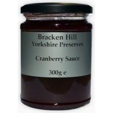 CRANBERRY SAUCE (Bracken Hill)  300g