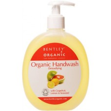 HANDWASH - DETOXIFYING (Bentley Organic) 250ml