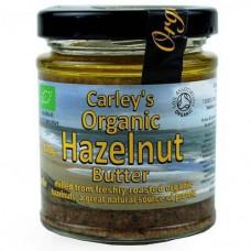 HAZELNUT BUTTER (Carley's) 170g