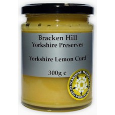 LEMON CURD (Bracken Hill) 300g