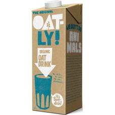OATLY MILK (Oatly) 1ltr