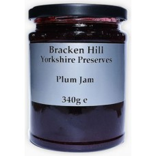 PLUM JAM (Bracken Hill) 340g