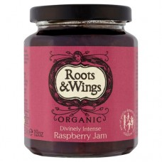 RASPBERRY JAM (Roots & Wings) 340g