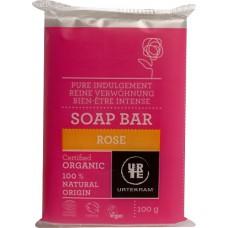 SOAP - ROSE (Urtekram) 100g