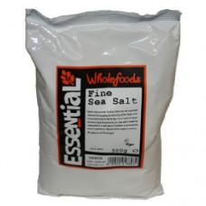 SEA SALT - FINE (Essential) 500g