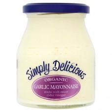 MAYONNAISE - GARLIC (Simply Delicious) 300ml