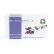 SOAP - CALMING & MOISTURISING (Bentley Organic) 150g