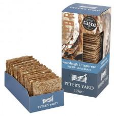 CRISPBREAD - SEEDED (Peter's Yard) 105g
