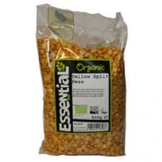 SPLIT PEAS - YELLOW (Essentail) 500g