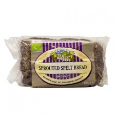 SPROUTED SPELT BREAD (Everfresh) 400g
