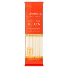 UDON - BROWN RICE (Clearspring) 200g