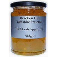 CRAB APPLE JELLY (Bracken Hill) 340g