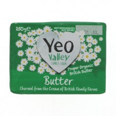 BUTTER (Yeo Valley) 250gm