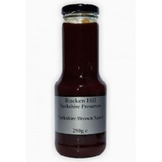 BROWN SAUCE (Bracken Hill) 290g