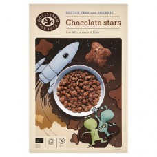 CHOCOLATE STARS CEREAL (Dove's Farm) 300gm