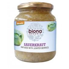 SAUERKRAUT - ORGANIC (Biona) 350g